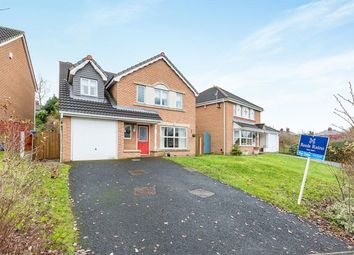 Thumbnail 5 bed detached house for sale in Redwood Drive, Chorley