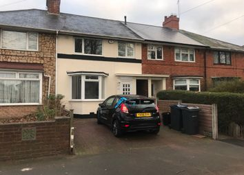 Thumbnail 3 bed terraced house to rent in Warren Farm Road, Kingstanding, 3 Bed Terrace