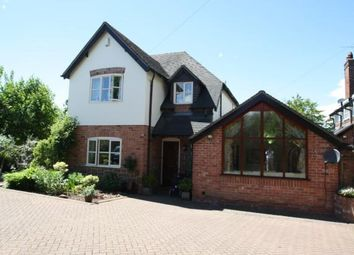 Thumbnail 5 bed detached house to rent in High Street, Tarporley
