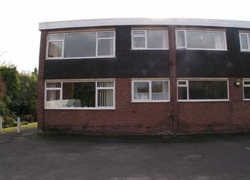Thumbnail 2 bedroom flat to rent in Brackley Court, Northenden, Manchester