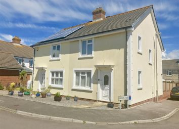 Thumbnail 3 bed semi-detached house for sale in The Hythe, Chickerell, Weymouth