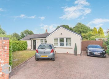 Thumbnail 4 bed detached bungalow for sale in Marton Close, Culcheth, Warrington