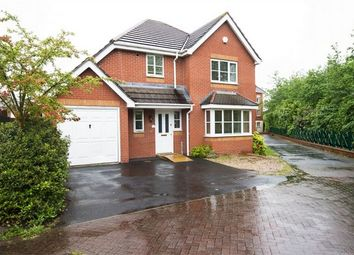 Thumbnail 4 bed detached house for sale in Barbel Drive, Wednesfield, Wolverhampton, West Midlands