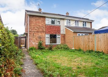 Thumbnail 3 bed semi-detached house for sale in Windrush Road, Berinsfield, Wallingford