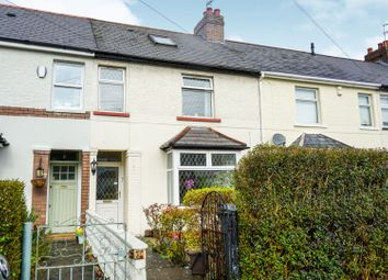Thumbnail 4 bed terraced house for sale in Pantbach Avenue, Rhiwbina