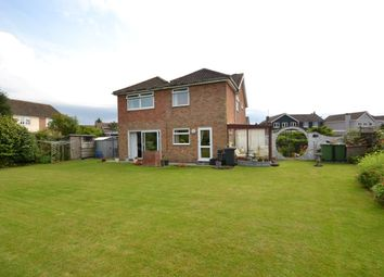 Thumbnail 4 bedroom detached house for sale in Woodstock Road, Broxbourne