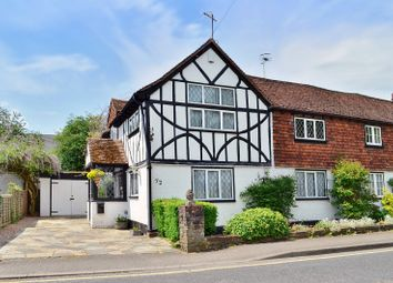 Thumbnail 3 bed semi-detached house for sale in Lingfield, Surrey