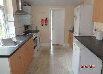 Thumbnail 4 bedroom shared accommodation to rent in Meadow Street, Treforest
