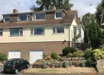 Thumbnail 3 bed semi-detached house for sale in Newtake Mount, Twickenham Road, Newton Abbot