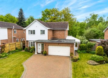 Thumbnail 4 bed detached house for sale in Farrington Crescent, Lincoln