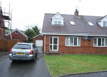 Thumbnail 3 bed semi-detached bungalow for sale in Ashburn, Ballynahinch, Down