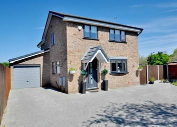 Thumbnail 4 bedroom detached house for sale in Leiston Close, Irby