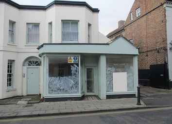 Thumbnail Retail premises to let in 80A Tavistock Street, Bedford, Bedfordshire