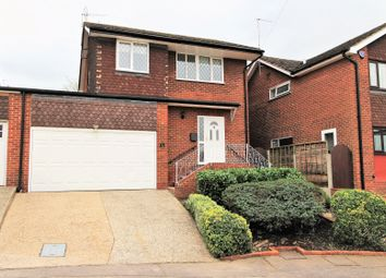 Thumbnail 4 bedroom detached house to rent in John Eliot Close, Nazeing, Essex.
