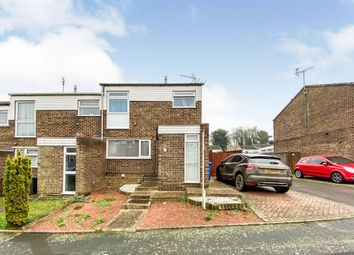 3 bed end terrace house for sale in Fritton Close, Ipswich IP2