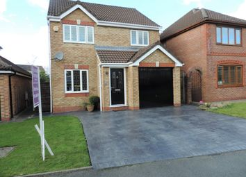 Thumbnail 3 bed detached house for sale in 27 Challum Drive, North Chadderton