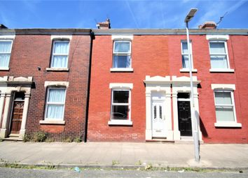 Thumbnail 2 bed terraced house for sale in Fletcher Road, Preston