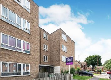 Thumbnail 3 bed flat for sale in Marnham Crescent, Greenford