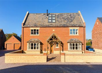 Thumbnail 5 bed detached house for sale in Sandygate Court, Horbling, Sleaford