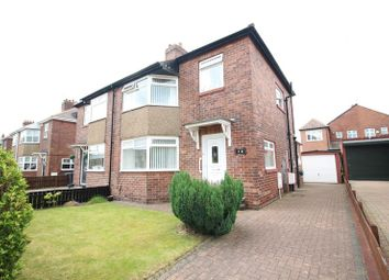 Thumbnail 3 bed semi-detached house for sale in North Farm Road, Hebburn