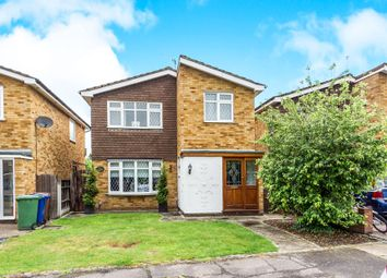 Thumbnail 3 bed detached house for sale in Marlborough Close, Grays