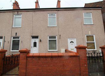 Thumbnail 2 bedroom terraced house for sale in Albert Street, Wrexham