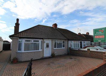 Thumbnail 2 bedroom semi-detached bungalow for sale in Abbotts Walk, Bexleyheath