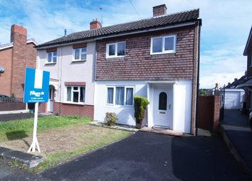Thumbnail 2 bed semi-detached house for sale in Bushey Fields Road, Dudley