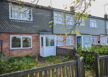Thumbnail 2 bed terraced house for sale in Lutton Grove, Westwood, Peterborough