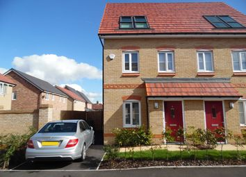 Thumbnail 3 bed semi-detached house for sale in Oleander Way, Walton, Liverpool