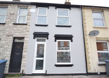Thumbnail 3 bed terraced house for sale in King Street, Felixstowe, Suffolk