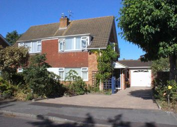 Thumbnail 3 bed semi-detached house for sale in Magdalen Crescent, Byfleet, West Byfleet