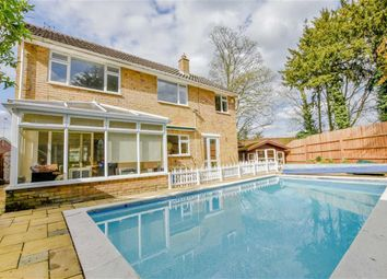 Thumbnail 4 bed detached house for sale in Scotts Close, Ware, Hertfordshire
