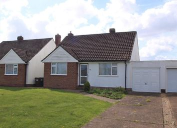 Thumbnail 2 bedroom detached bungalow for sale in Went Hill Gardens, Lower Willingdon, Eastbourne