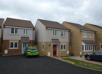 Thumbnail 3 bed detached house to rent in Lilac Haven, Honiton