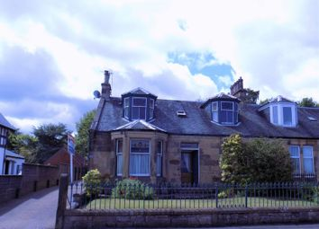 Thumbnail 4 bed semi-detached house for sale in Polmont Road, Laurieston, Falkirk