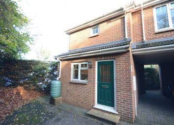 Thumbnail 1 bedroom maisonette to rent in Scotts Corner, The Harrow Way, Basingstoke
