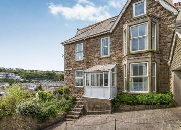 Thumbnail 5 bed end terrace house for sale in St. Ives, Cornwall