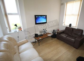 Thumbnail 6 bed end terrace house to rent in Willoughby Avenue, The Park, Nottingham