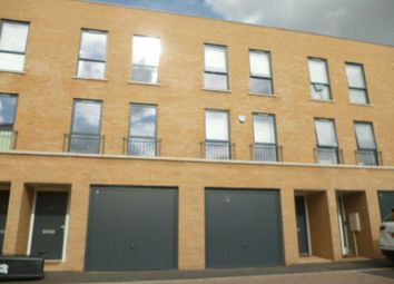 Thumbnail 3 bed town house to rent in Studio Way, Borehamwood