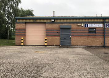 Thumbnail Industrial to let in Unit 1, Reads Road, Fenton Industrial Estate, Stoke-On-Trent