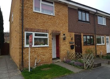 Thumbnail 2 bed end terrace house to rent in Cheltenham Avenue, Bobblestock, Hereford