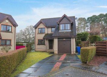 Thumbnail 4 bedroom villa for sale in The Glebe, Gargunnock, Stirling