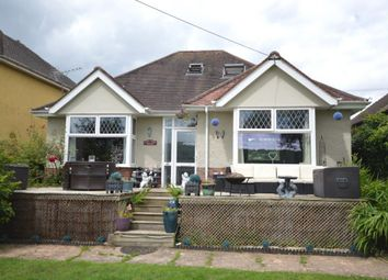 Thumbnail 3 bedroom detached bungalow for sale in Sidford Road, Sidmouth, Devon
