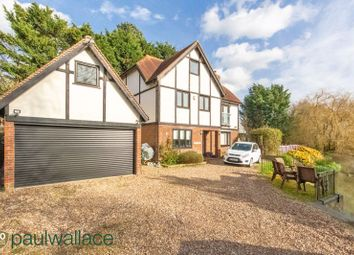 Thumbnail 7 bed detached house for sale in Conduit Lane East, Hoddesdon