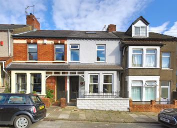 Thumbnail 3 bed property for sale in Preswylfa Street, Canton, Cardiff