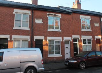 Thumbnail 2 bed terraced house to rent in Battenberg Road, Tudor Road, Leicester