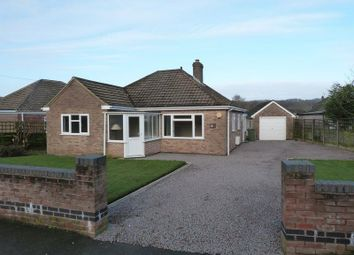 Thumbnail 3 bed bungalow for sale in Hilary Crescent, Whitwick, Coalville
