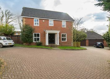 Thumbnail 5 bed detached house for sale in Lunsford Lane, Larkfield, Aylesford