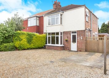 Thumbnail 3 bedroom semi-detached house for sale in Lavender Road, Gaywood, King's Lynn